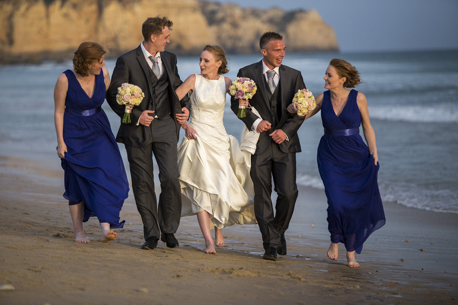 Algarve wedding in Lagos
