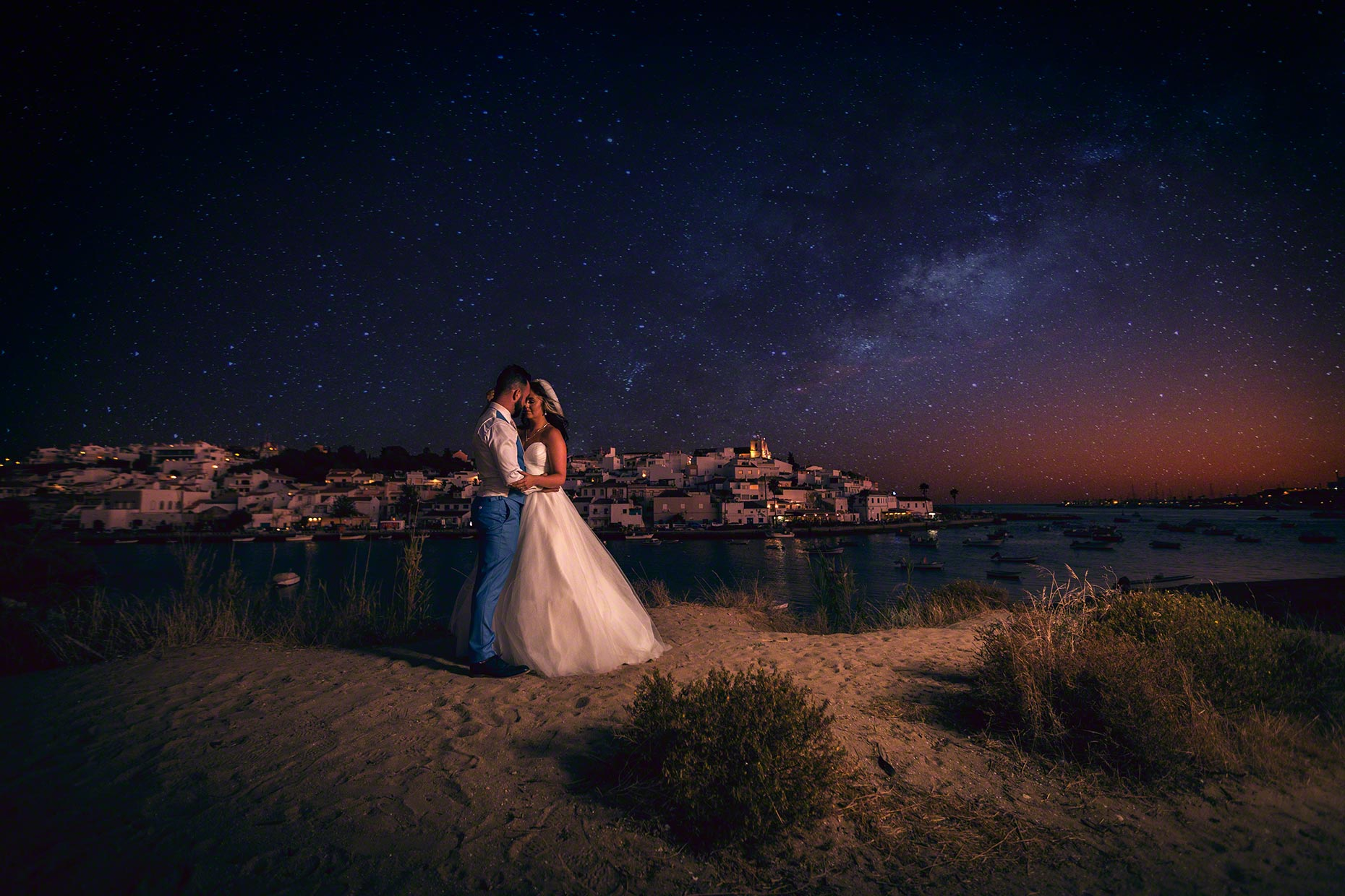 Yes, I do! Algarve Wedding Photographer